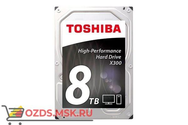 Toshiba HDWF180UZSVA HDD 8Tb: Жесткий диск