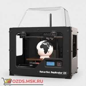 Makerbot Replicator 2X (European edition): 3D принтер