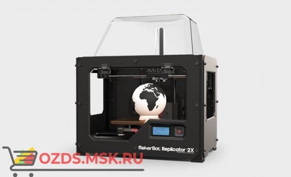 Makerbot Replicator 2X (European edition): 3D принтер