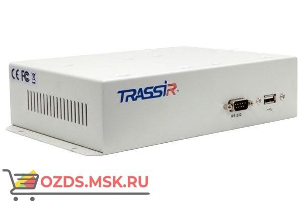 TRASSIR Lanser 1080P-4 ATM: Видеорегистратор