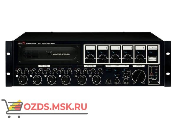 Inter-M PAM-520: Усилитель НЧ