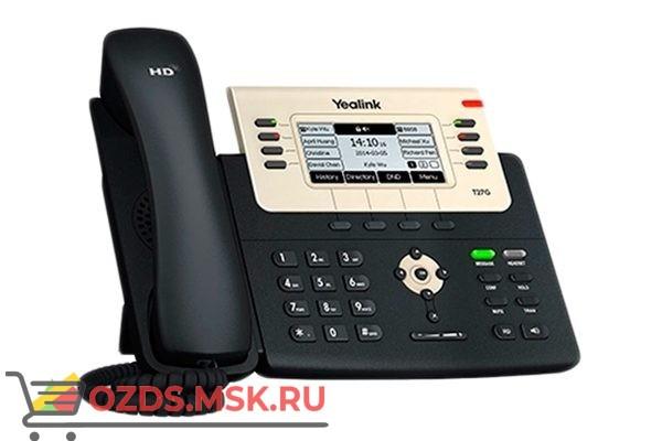 Yealink SIP-T27G: Телефон