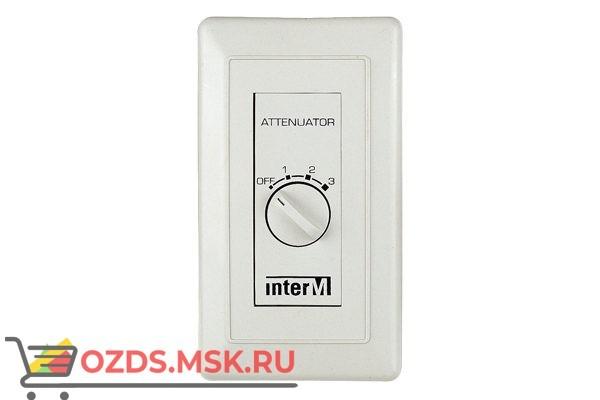 Inter-M ATT-30 Аттенюатор трансформаторный