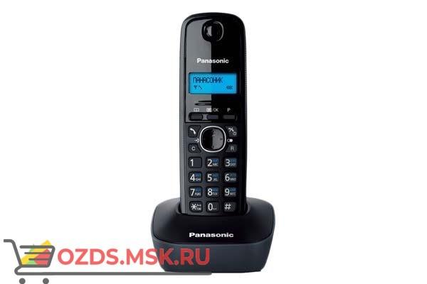 Panasonic KX-TG1611RUH: Радиотелефон