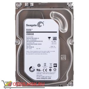 Seagate ST2000VX000 HDD 2Tb: Жесткий диск