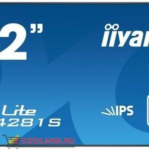 Iiyama LH4281S-B1: Профессиональная панель