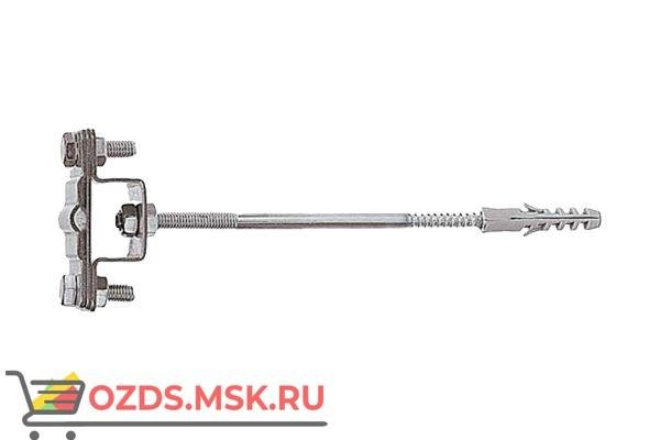 EZETEK 91032: Держатель полоса/пруток для бетонного фасада, оцинк.