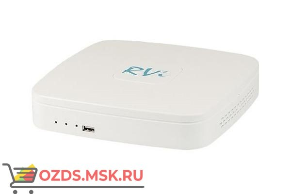 RVi-IPN8/1-4P IP видеорегистратор