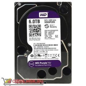 Western Digital WD6NPURX HDD 6Tb: Жесткий диск