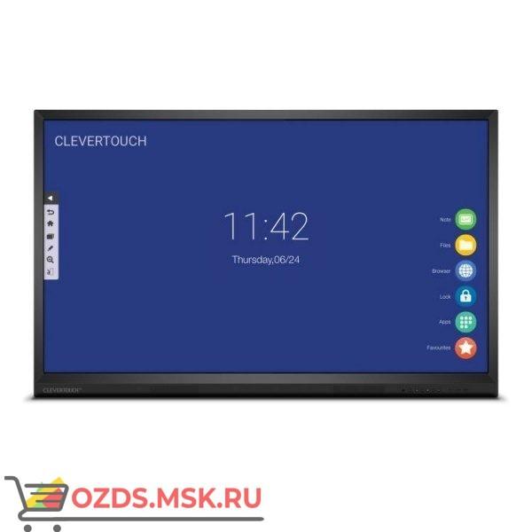 CleverTouch V-series 75″ 4К: Интерактивная панель