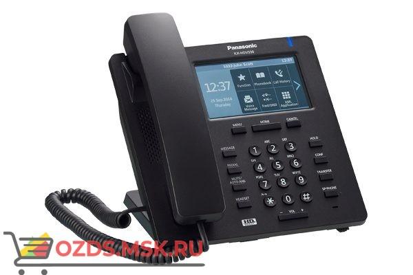 Panasonic KX-HDV330RUB SIP телефон