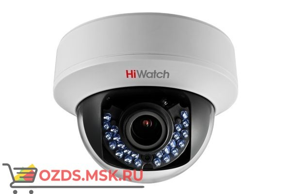 HiWatch DS-T107 (2.8-12 mm) HD-TVI камера