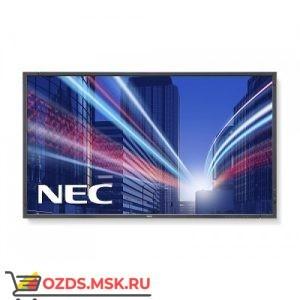 NEC V554 WHITE: Профессиональная панель
