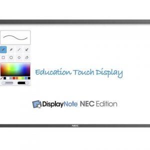 NEC E805 SST: Интерактивная панель