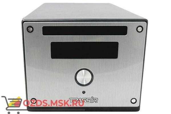 TRASSIR MiniNVR Hybrid 12: Видеорегистратор