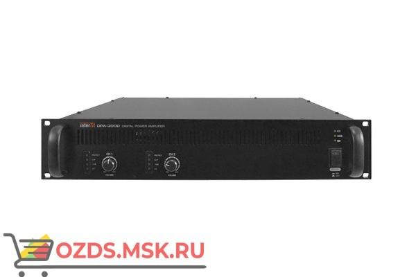 Inter-M DPA-300D: Усилитель мощности