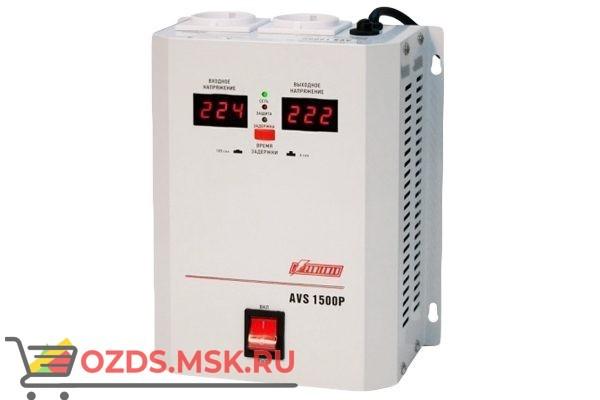PowerMAN AVS-1500P: Стабилизатор напр.