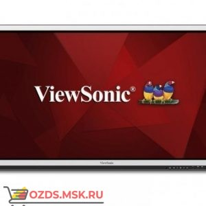 ViewSonic CDE7061T: Интерактивная панель