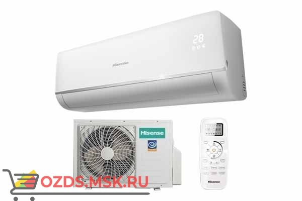 Hisense Smart DC Inverter AS-09UR4SYDDB1G: Сплит-система