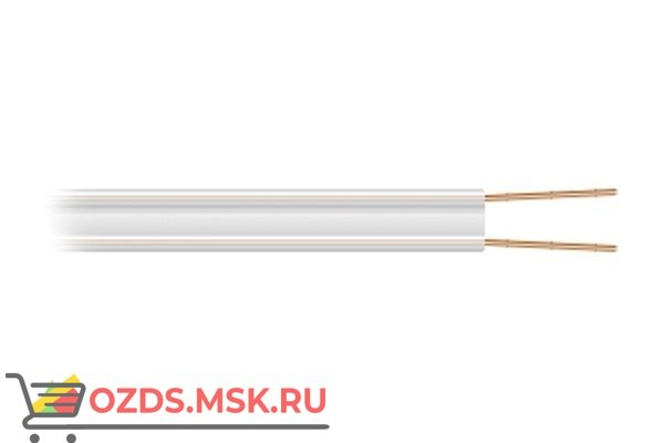 Паритет ТРП бел 2х0,5 мм Провод