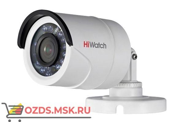 HiWatch DS-T200 (6мм) HD-TVI камера