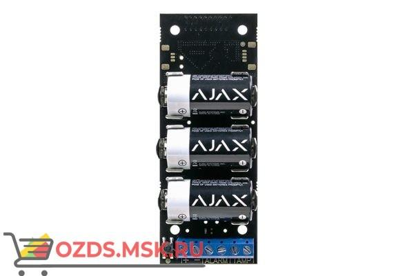 Ajax Transmitter Беспроводной модуль для подключения датчиков сторонних производителей