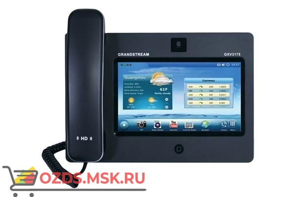 Grandstream GXV3175 IPтелефон
