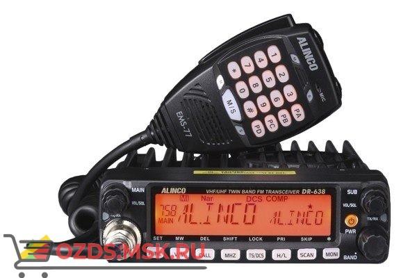 ALINCO DR-638: Радиостанция