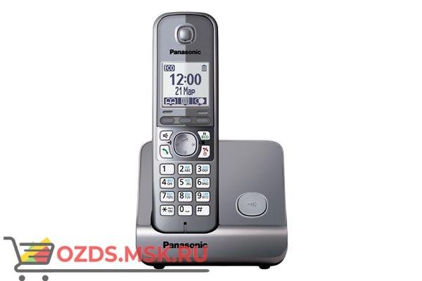 Panasonic KX-TG6711RUM: Радиотелефон