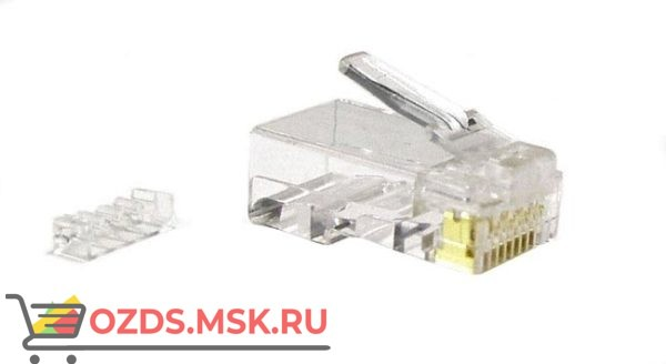Hyperline PLUG-8P8C-UV-C6-100 Разъем