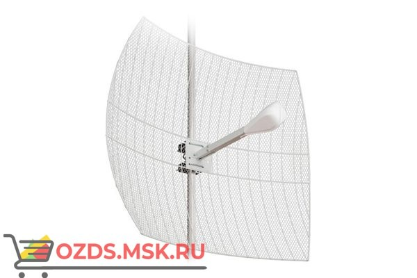 KROKS  параболическая 3G/WiFi/4G MIMO 27дБ: Антенна направленная