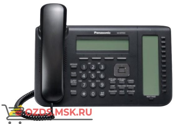 Panasonic KX-NT553 RUB IP телефон