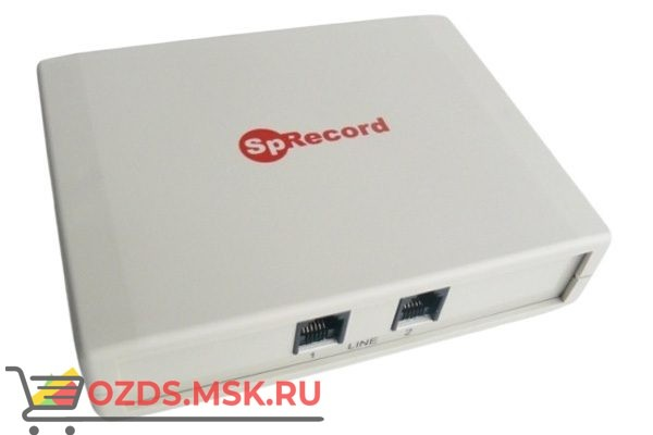 SpRecord AТ2 Комплекс записи телефонных переговоров