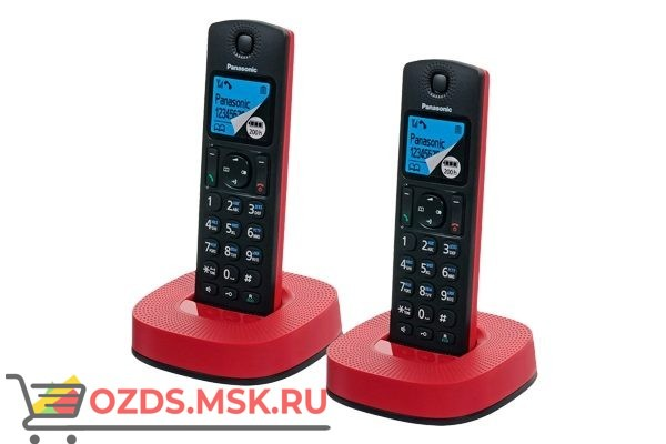 Panasonic KX-TGC312RUR: Радиотелефон