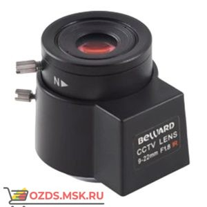 BEWARD B0922AIR118 Объектив