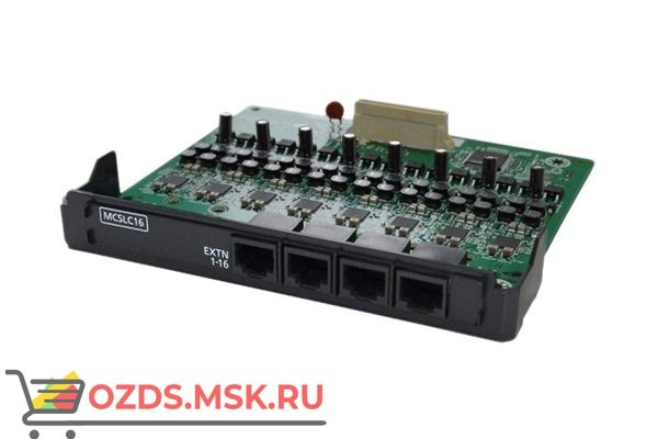 Panasonic KX-NS5174X: Плата расширения