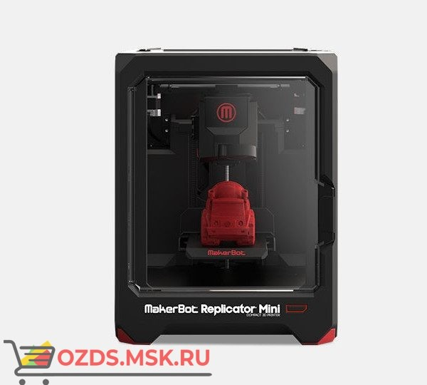 Makerbot Replicator Mini+: 3D принтер