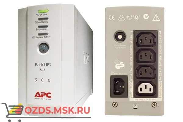 APC BK500EI ИБП