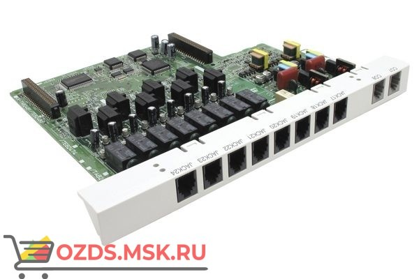 Panasonic KX-TE82480X: Плата расширения