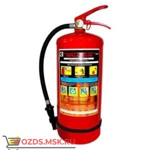 Ярпожинвест ОВП-8 (з): Огнетушитель