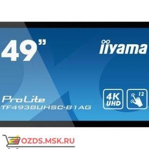 Iiyama TF4938UHSC-B1AG: Интерактивная панель