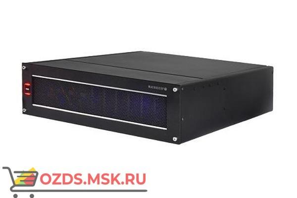 Macroscop NVR-9 M: Сетевой видеорегистратор