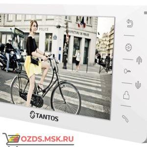 Tantos Amelie (White) (VZ): Монитор видеодомофона