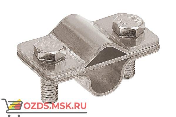 EZETEK 90550 Зажим соединительный пруток: стержень 16 мм параллельный, оцинк.