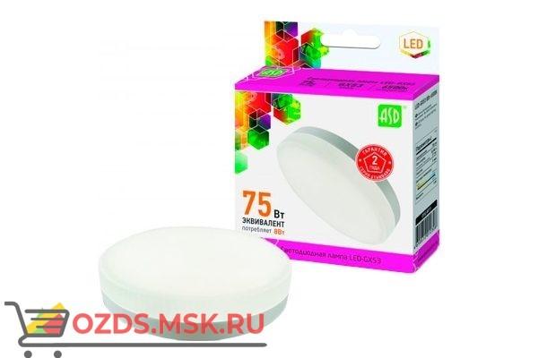 ASD LED-GX53-standard 8Вт 6500К 720Лм: Лампа