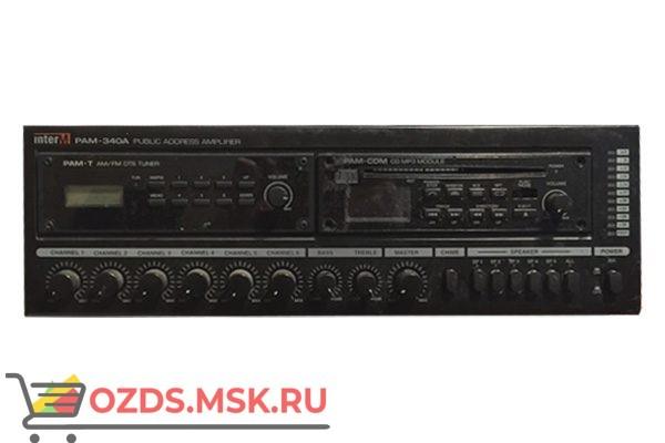 Inter-M PAM-340А: Усилитель НЧ