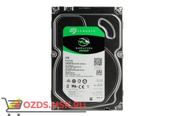 Seagate ST3000DM008 HDD 3Tb: Жесткий диск