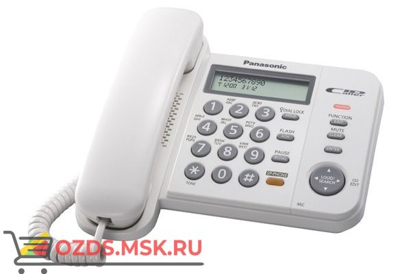 Panasonic KX-TS 2358 RUW Телефон