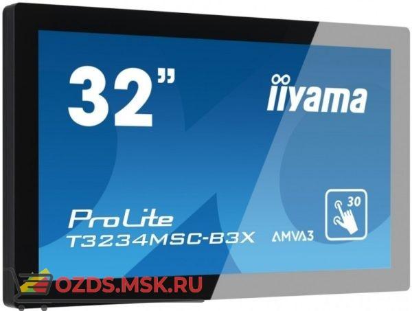 Iiyama T3234MSC-B3X: Интерактивная панель