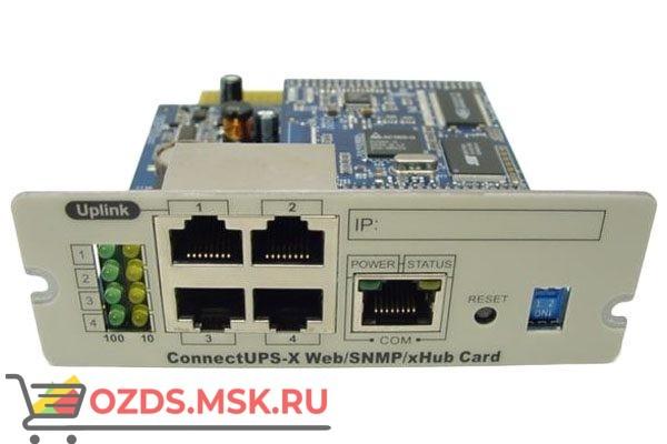 Eaton ConnectUPS-X Web/SNMP Карта